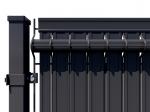 Nylofor 3D Premium Screeno Line - Antracyt 153cm