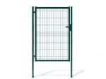 Furtka 3D Essential lewa- 153 cm Zielona