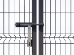 3D Essential Double wing Swing Gate - 153cm Antracite