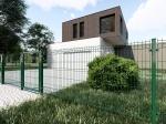 Nylofor 3D Premium Panel - 153cm Green