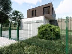 Nylofor 3D Premium Panel - 123cm Green