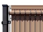 Nylofor 3D Premium Screeno Line - Jasne Drewno 123cm