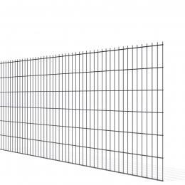 Nylofor 2D Premium Panel - 123cm Antracyt