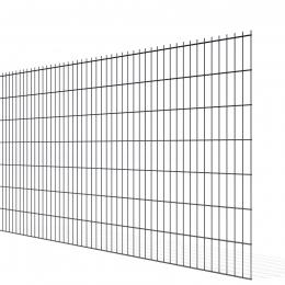 Nylofor 2D Premium Panel - 143cm Antracyt