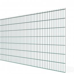 Nylofor 2D Premium Panel - 143cm Zielony